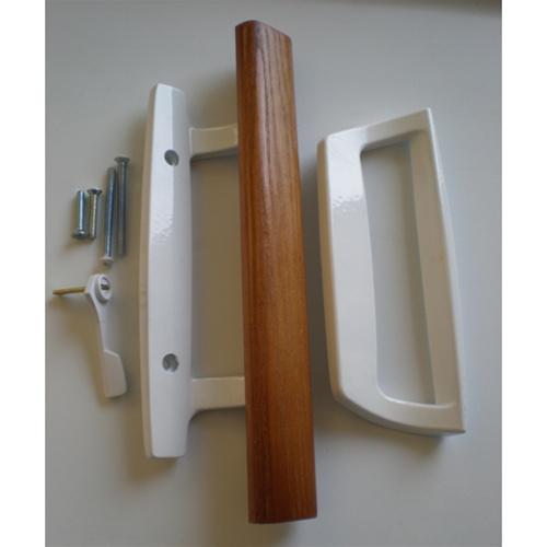 patio door knobs photo - 13