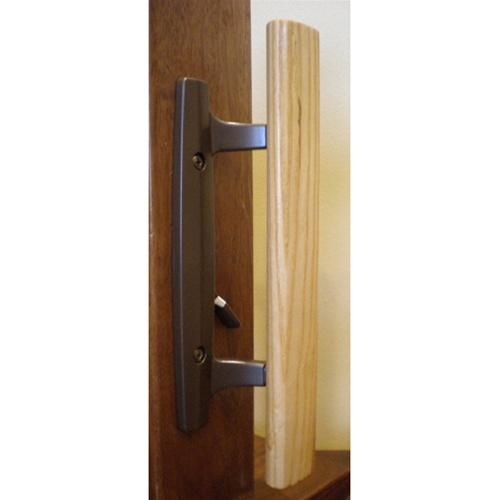 patio door knobs photo - 15