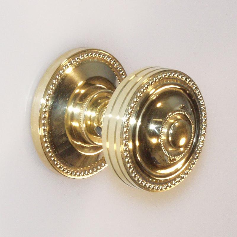 patterned door knobs photo - 11