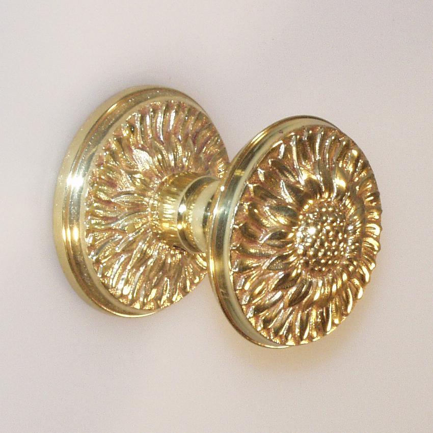 patterned door knobs photo - 5