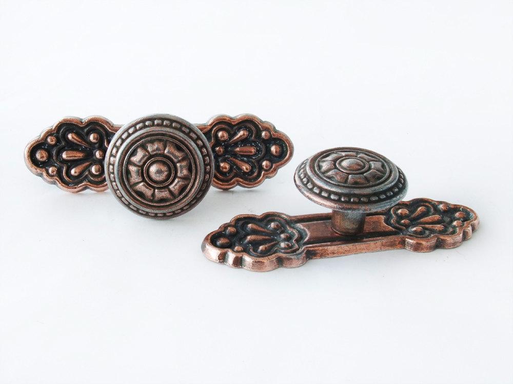 patterned door knobs photo - 6