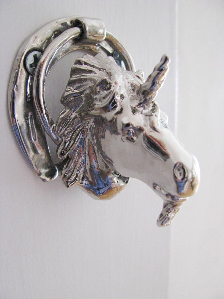 pegasus door knobs photo - 2