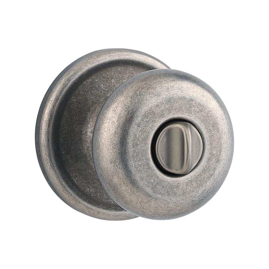 pewter door knob photo - 2