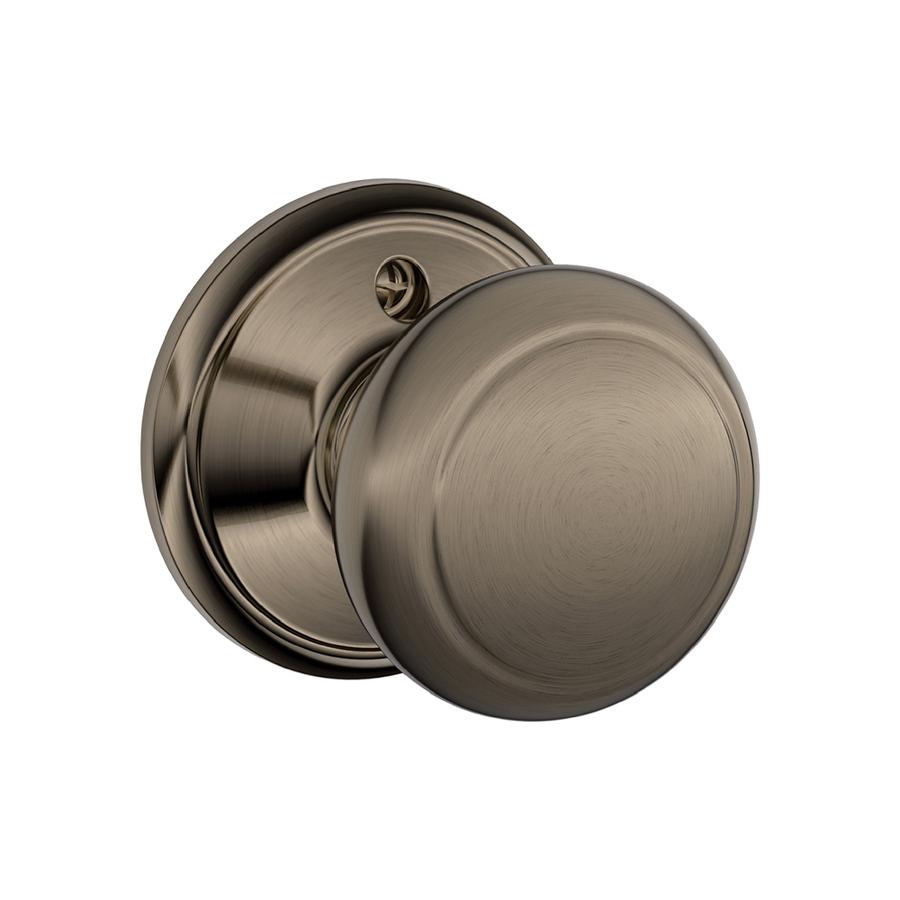 pewter door knobs photo - 18