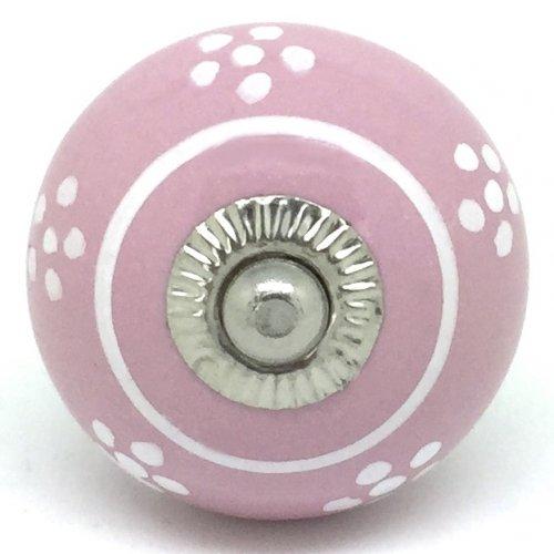 pink door knob photo - 17