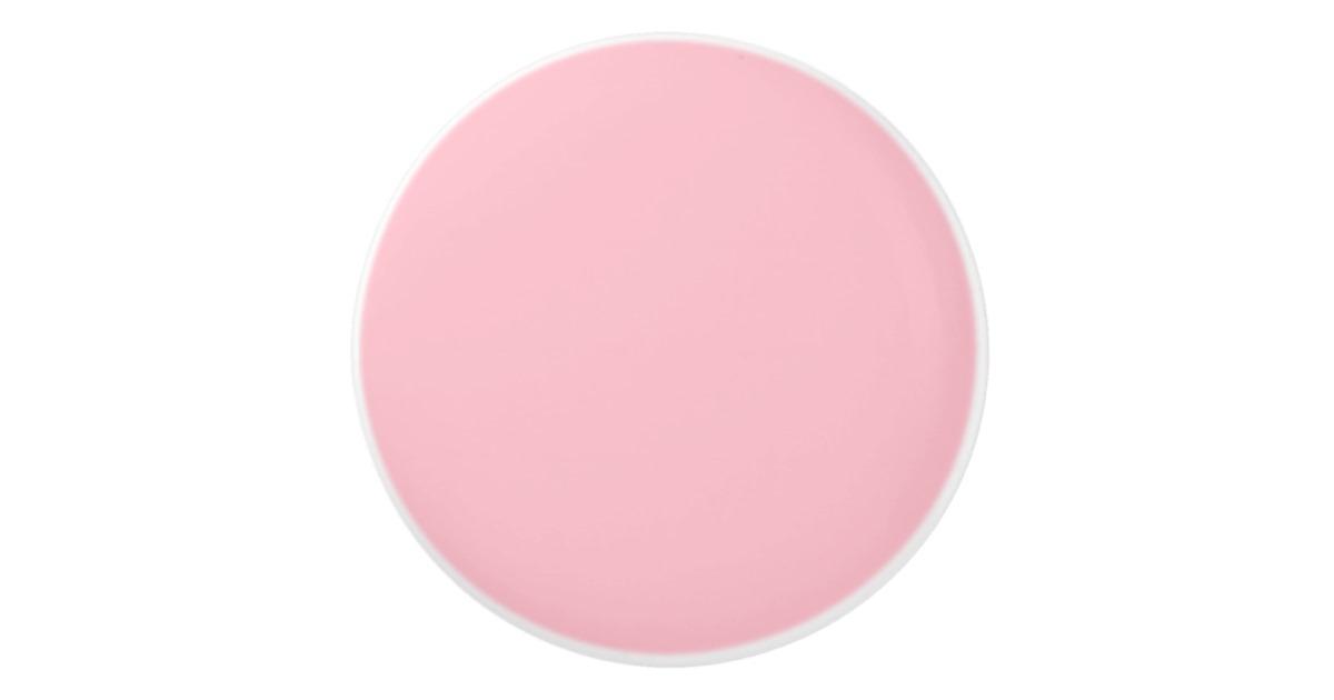 pink door knob photo - 4