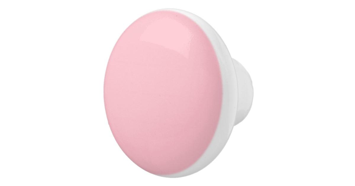 pink door knob photo - 5