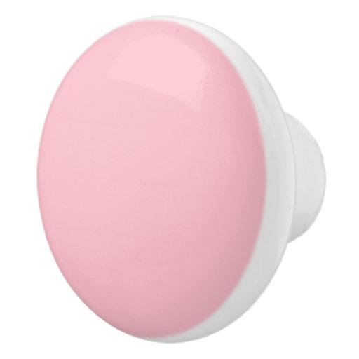 pink door knob photo - 8