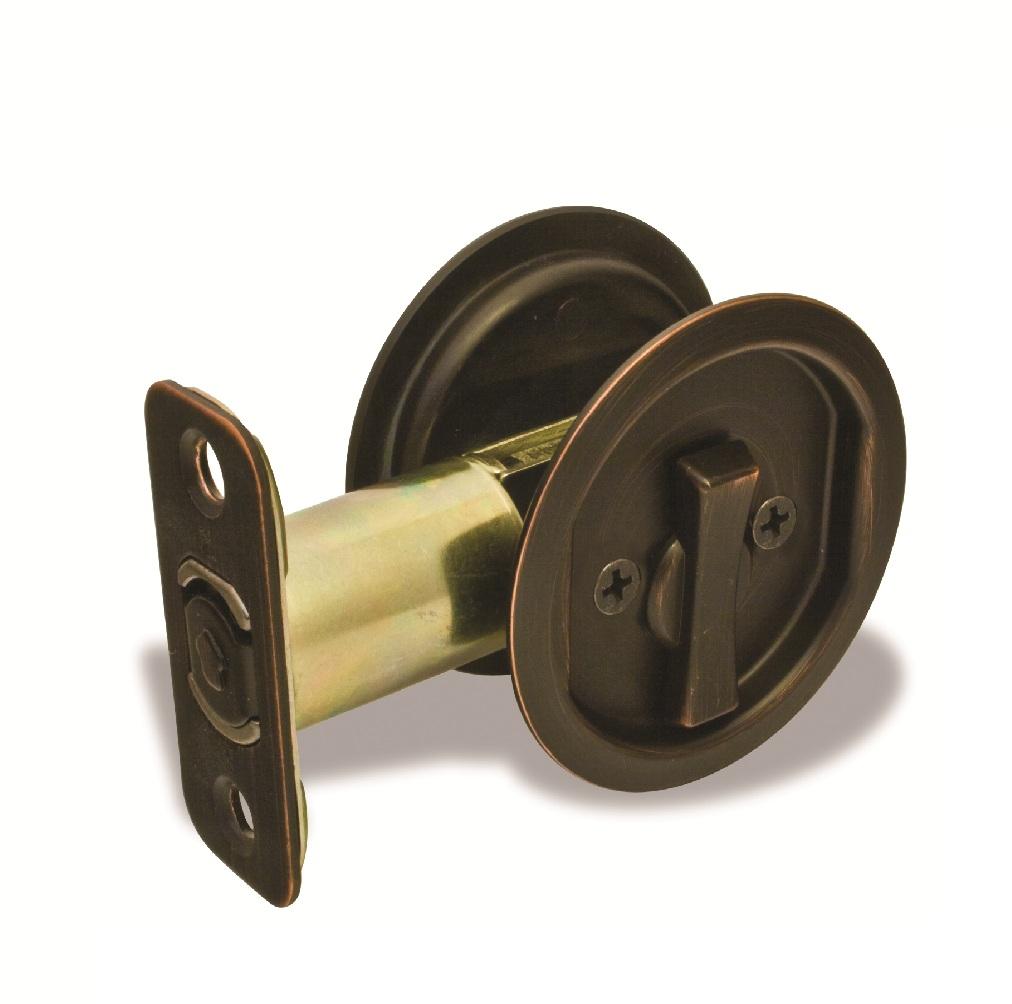 pocket door knob photo - 10