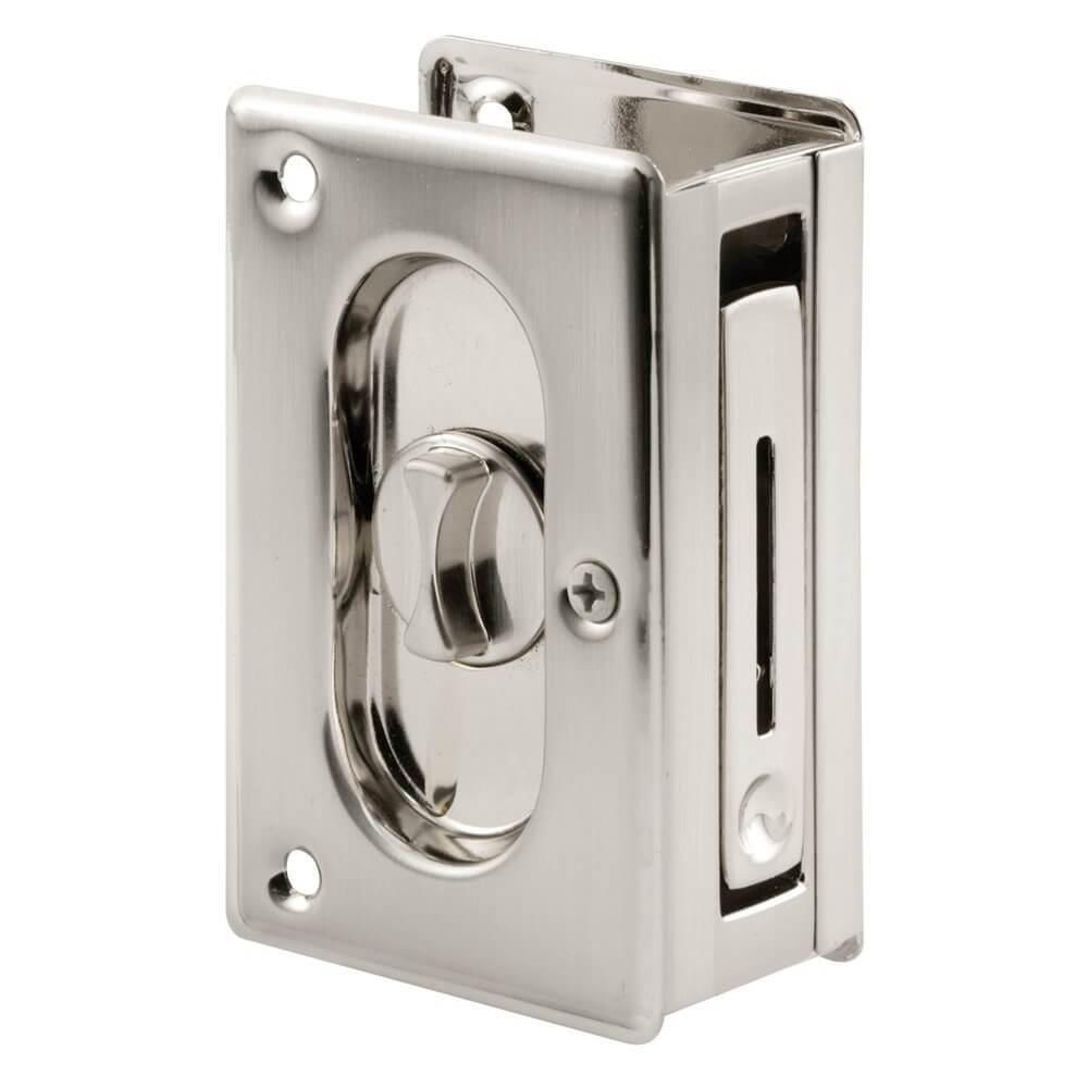 pocket door knob photo - 11
