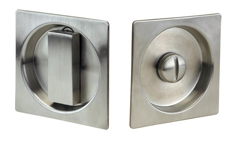 pocket door knob photo - 5