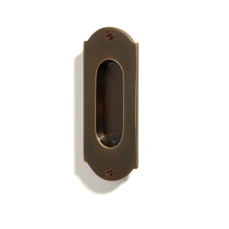 pocket door knobs photo - 11