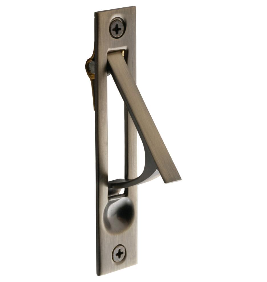 pocket door knobs photo - 18
