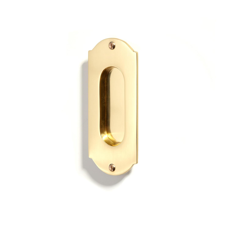 pocket door knobs photo - 19