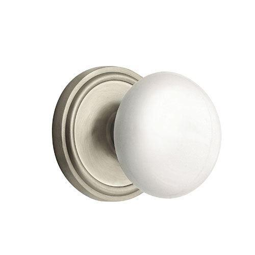 porcelain door knob set photo - 3