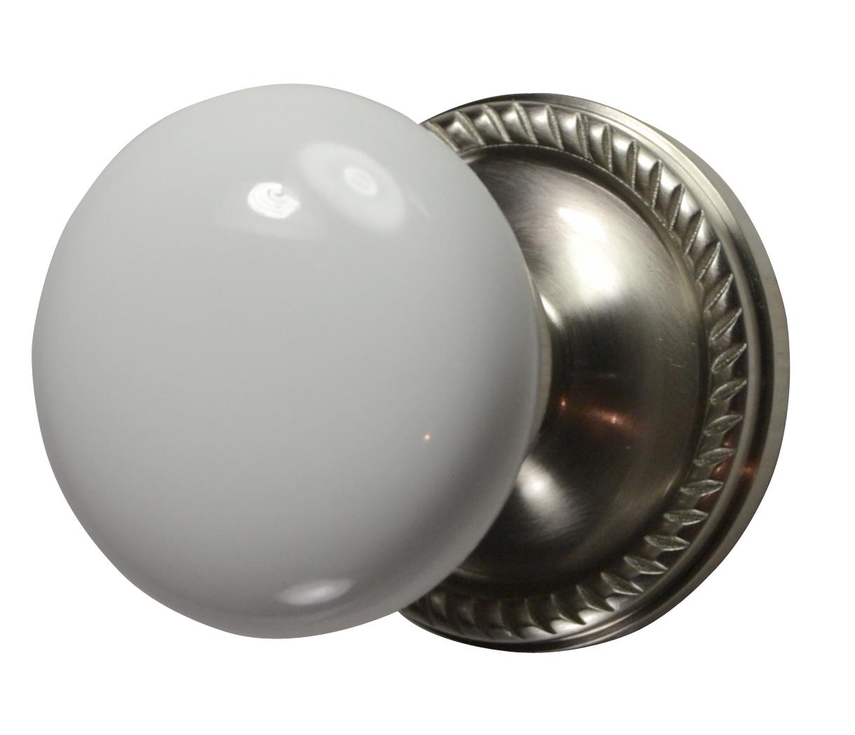 porcelin door knobs photo - 8