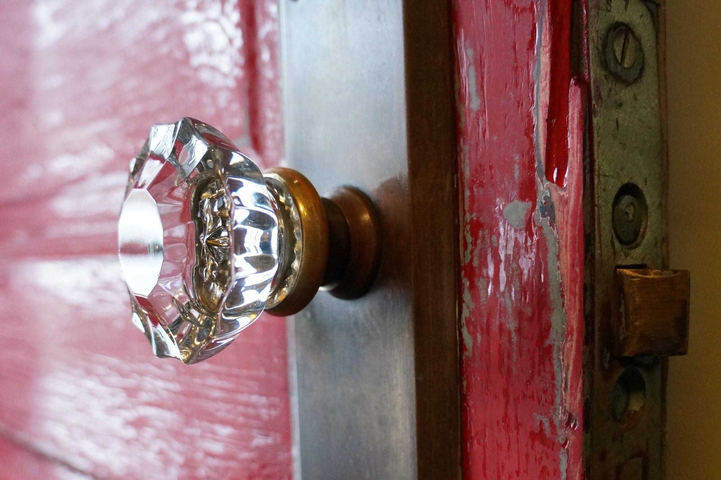pretty door knobs photo - 15