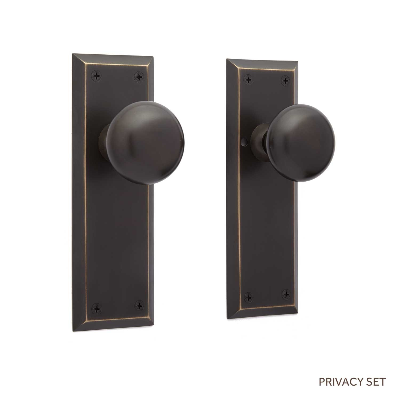 privacy door knob photo - 11