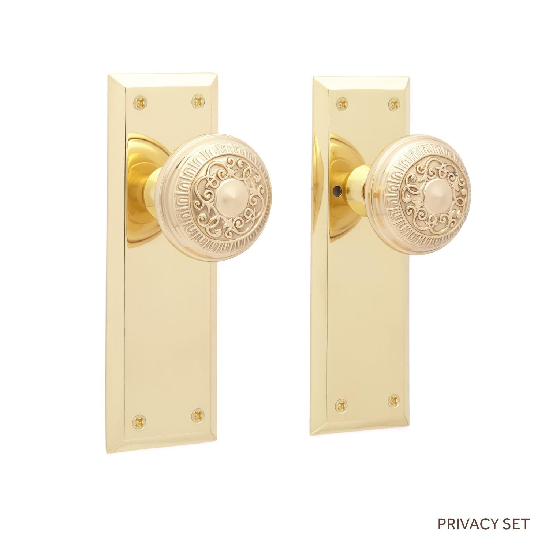 privacy door knob photo - 19