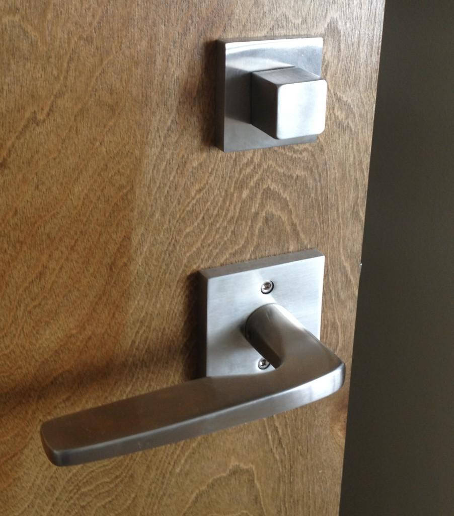 privacy door knob photo - 8