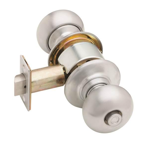 privacy door knob set photo - 17