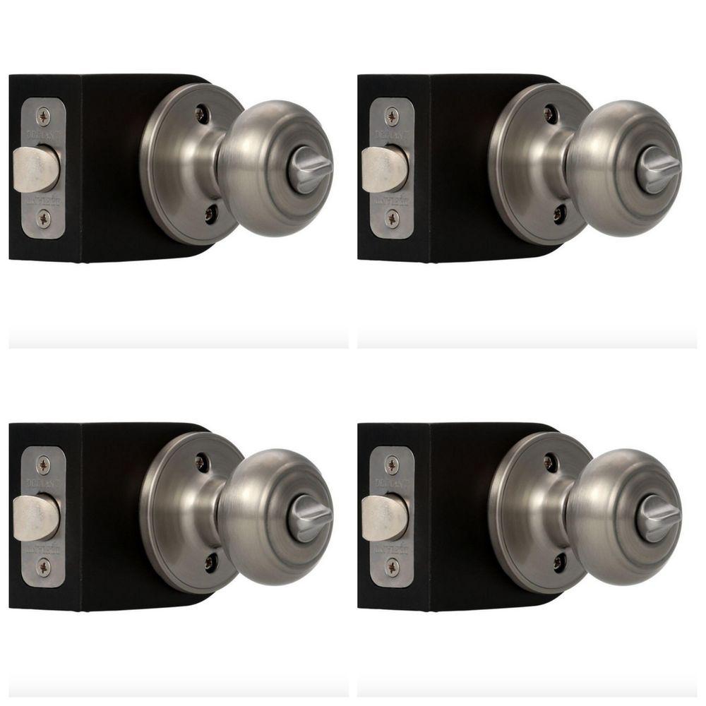 privacy door knob set photo - 20