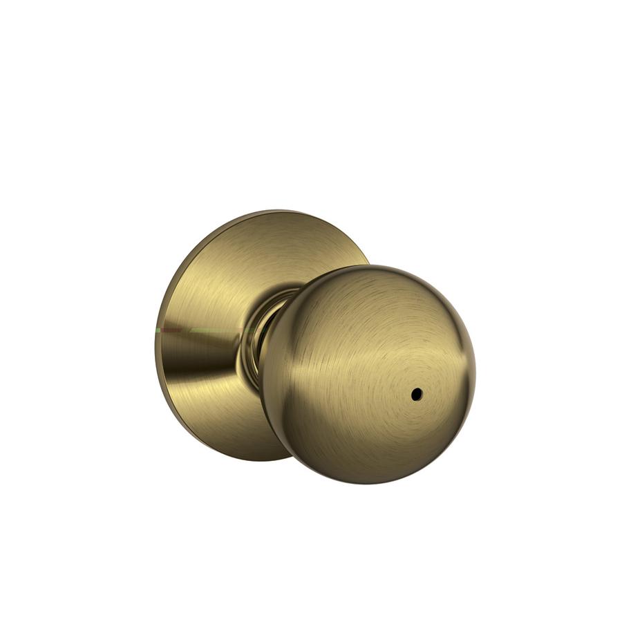 push button door knob photo - 9