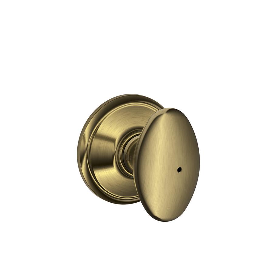 push button lock door knob photo - 10