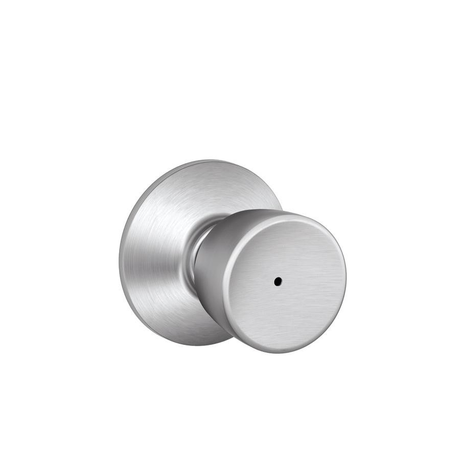 push button lock door knob photo - 11