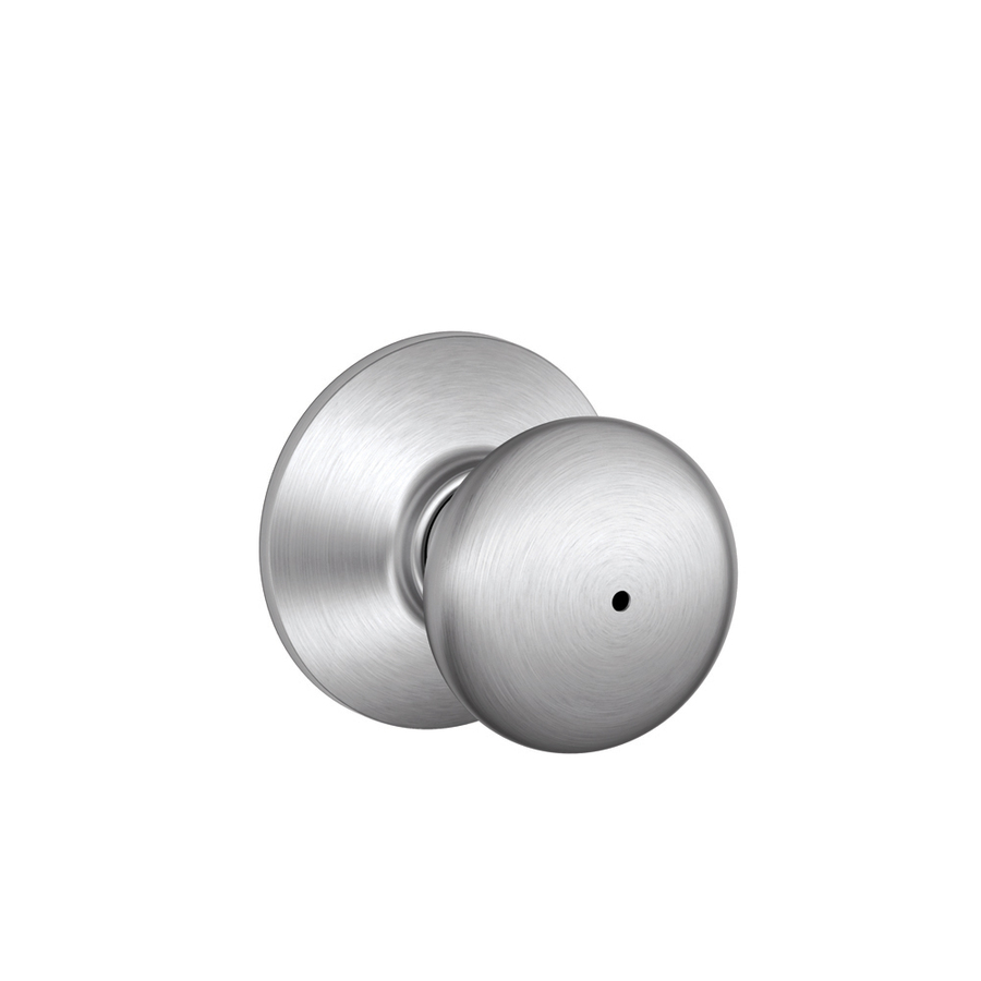push button lock door knob photo - 6