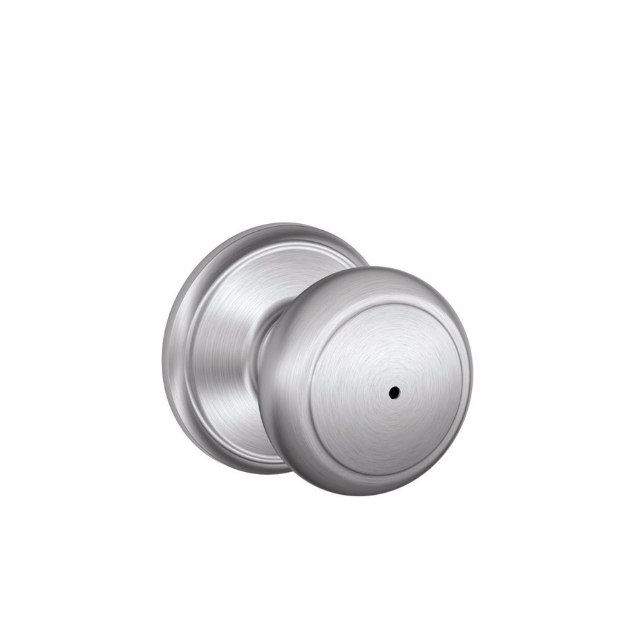 push button lock door knob photo - 8