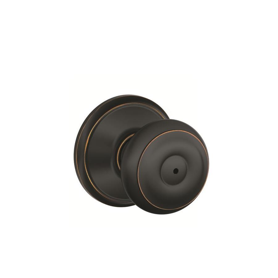 push lock door knob photo - 9