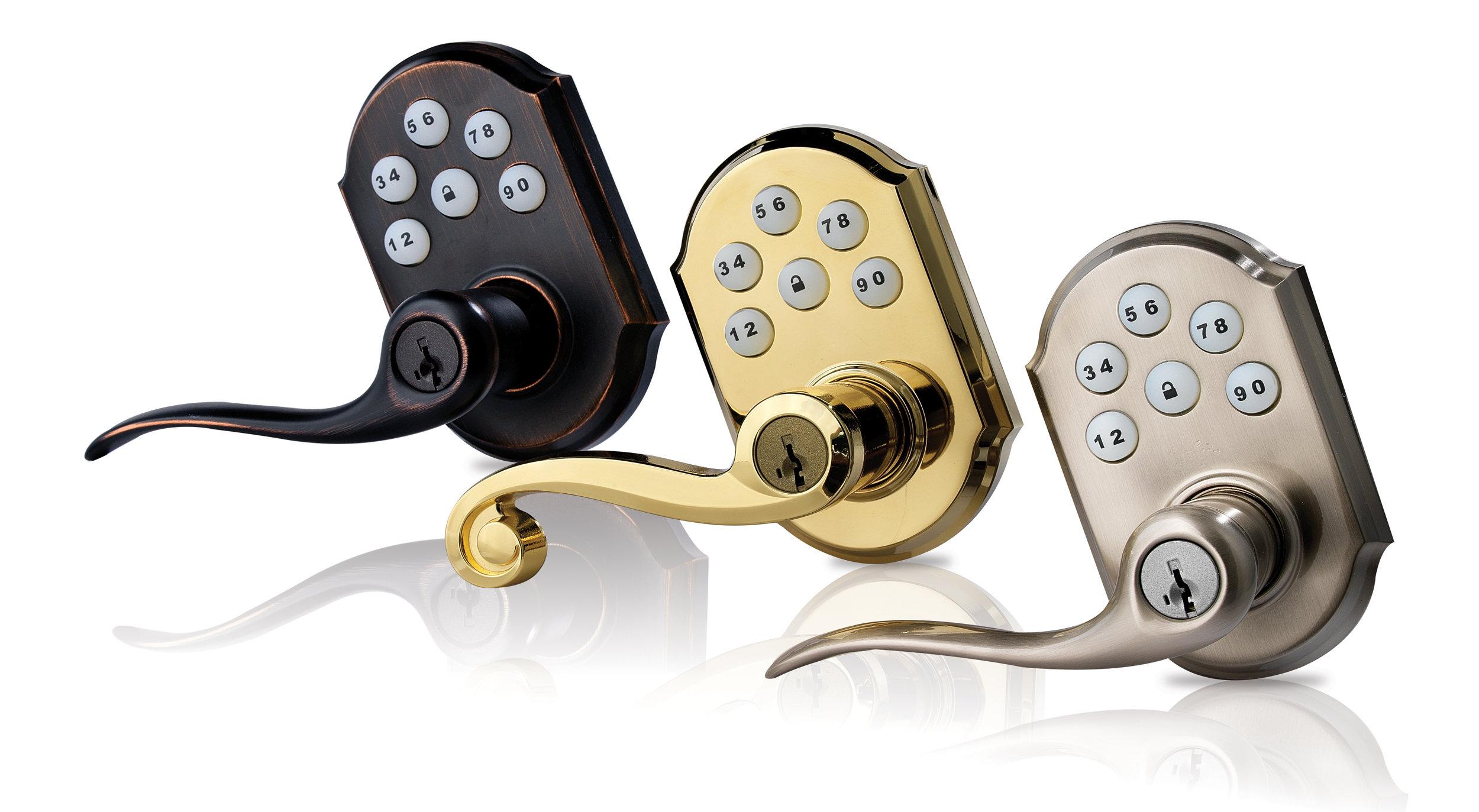 quick set door knobs photo - 10