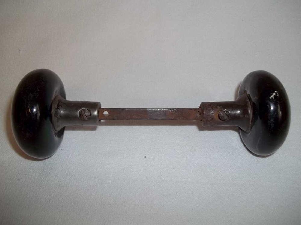 quick set door knobs photo - 18