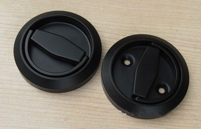 recessed door knobs photo - 12