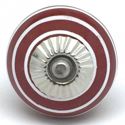 red door knob photo - 16