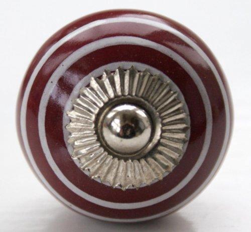 red door knob photo - 20