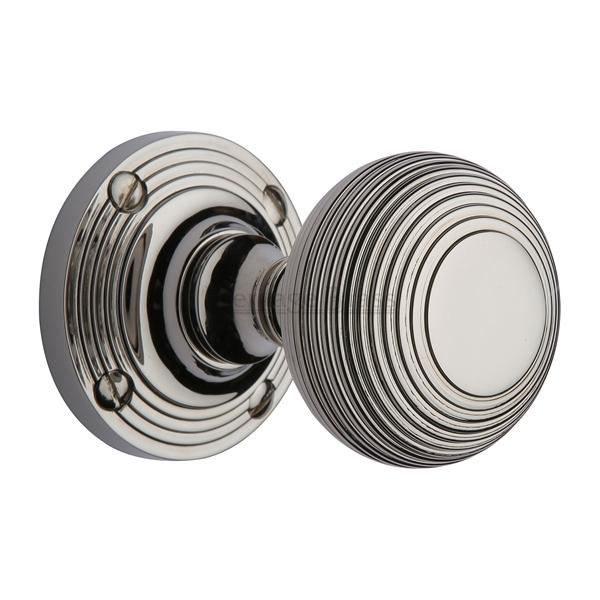 reeded door knobs photo - 13