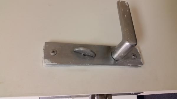 removing door knob photo - 20
