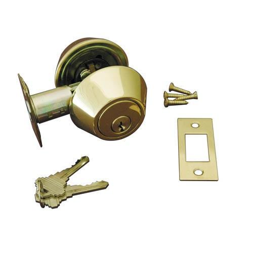 replace door knob with deadbolt photo - 11