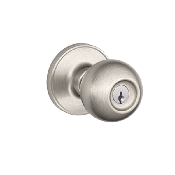 replace door knob with deadbolt photo - 8