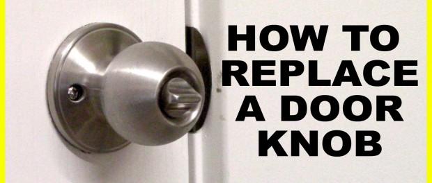 replacing door knobs and locks photo - 15