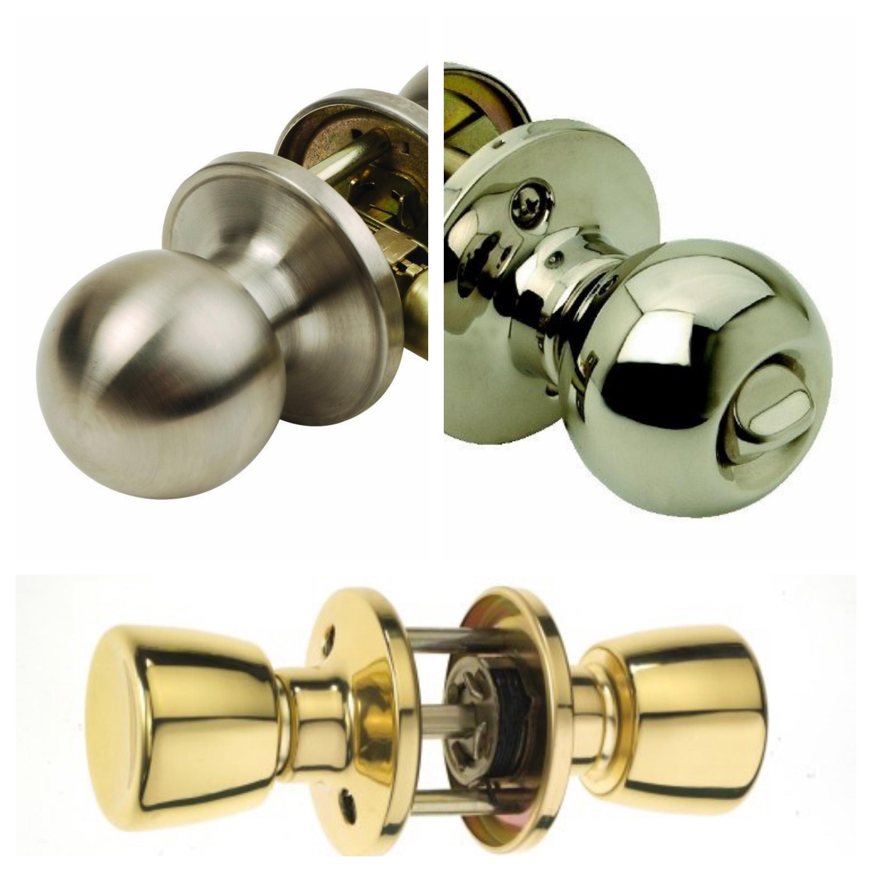 replacing old door knobs photo - 16