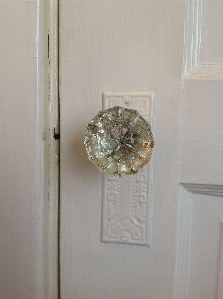 replacing old door knobs photo - 17