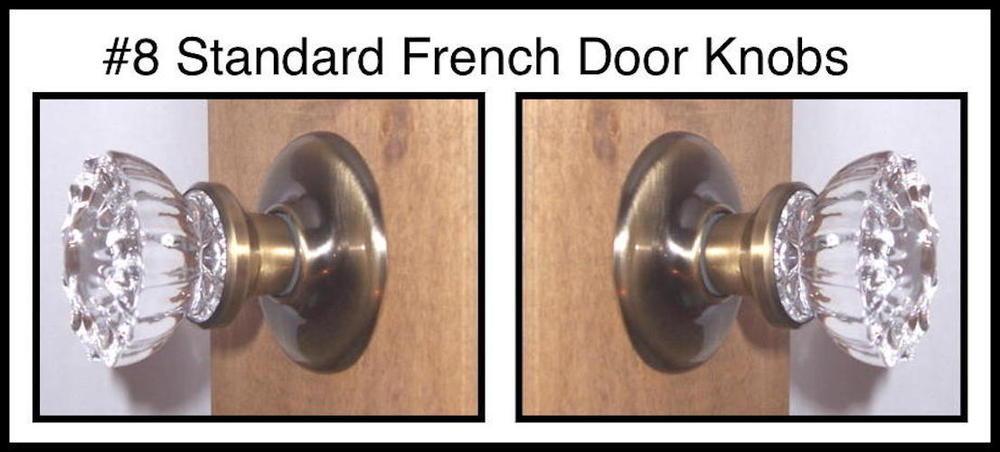 reproduction glass door knobs photo - 19
