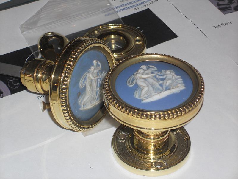 restoration door knobs photo - 17
