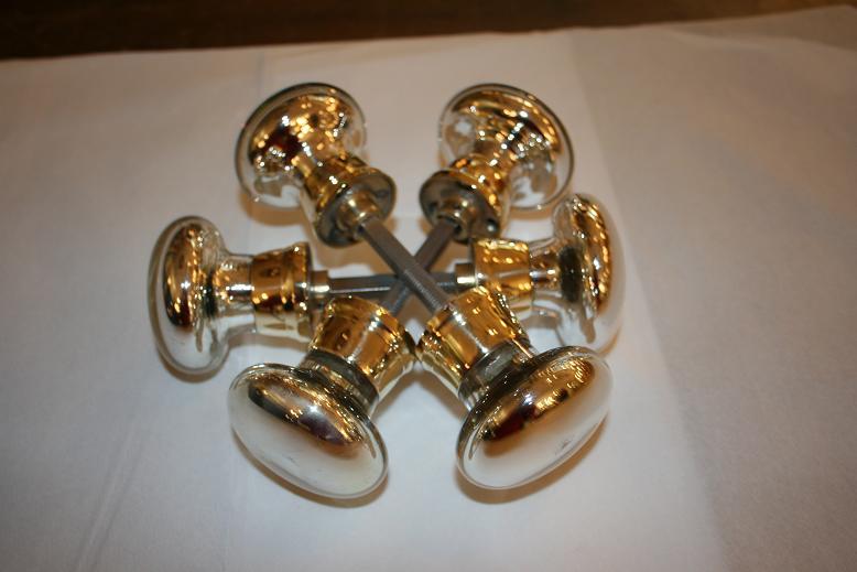 restoration hardware glass door knobs photo - 10