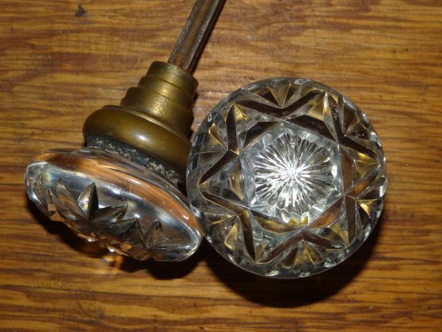 restoration hardware glass door knobs photo - 12