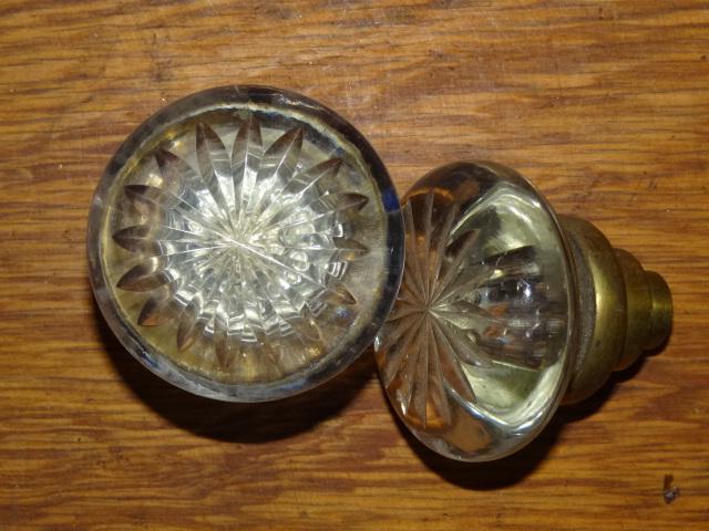 restoration hardware glass door knobs photo - 20
