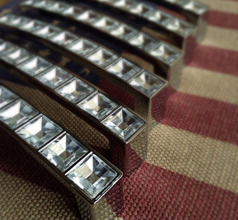restoration hardware glass door knobs photo - 6